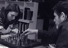 Joan La Barbara and John Cage
